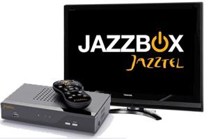 La oferta en televisión digital de Jazztel, Jazzbox