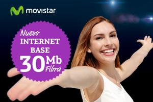 Ahorrar con la oferta Internet Base de Movistar