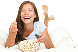 Las mejores series del momento en tu televisión con la nueva TV Digital.