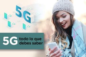 Cómo cambiará la conectividad 5G tu vida