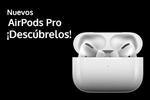 Imagen de los auriculares Airpods Pro