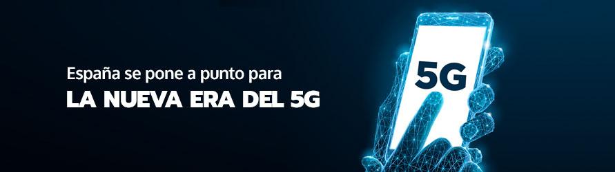 Un teléfono 5G para el futuro