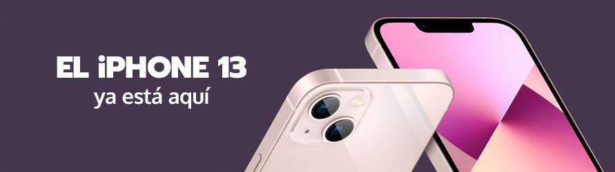 Imagen de los nuevo iPhone 13