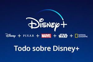 La televisión en streaming de Disney llega el 24 de marzo de 2020
