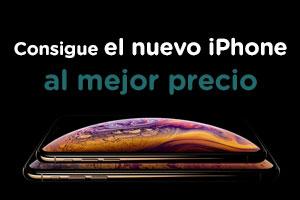 Consigue el iPhone XS con Orange y Vodafone a un precio más barato