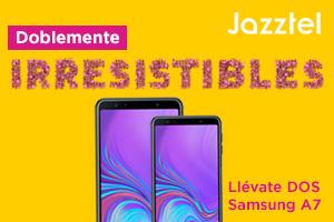 Consigue el Samsung Galaxy A7 con la nueva oferta de Jazztel