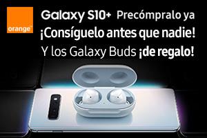 Consigue el nuevo Samsung Galaxy S10 o S10 plus con Orange por muy poco