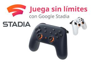 Google Stadia, plataforma de videojuegos en streaming