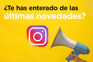 Descubre las últimas novedades de Instagram. Silencia a los haters, modo noche y más