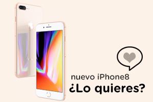Descubre cómo conseguir tu iPhone 8 al contratar tu tarifa de ADSL