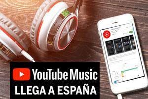 Todos los detalles sobre Youtube Music, el nuevo lanzamiento de Google