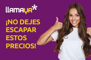 Descubre las mejores ofertas de Llamaya, el nuevo operador del grupo MásMóvil