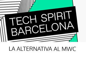 Logo del Tech Spirit Barcelona