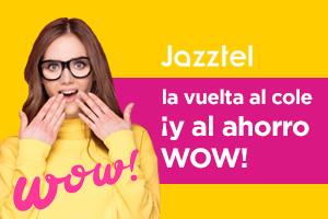 Las mejores ofertas de Jazztel en Septiembre