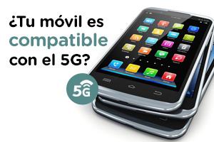 Descubre los móviles compatibles con el 5G de Vodafone