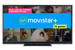 La nueva oferta en TV digital Movistar Fusion+.