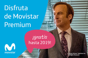 Consigue Movistar Premium ¡gratis hasta 2019!
