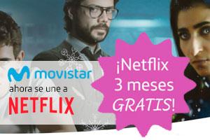 Descubre los beneficios de vincular tu cuenta de Netflix con Movistar
