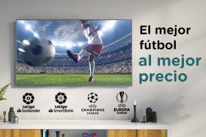 Descubre donde ver el mejor fútbol para la temporada 2019-2020