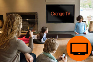 La oferta de Orange en TV Digital.