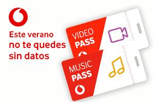 Descubre cómo conseguir Vodafone Music y Vídeo Pass gratis este verano