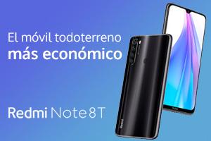 El Redmi Note 8T es un móvil muy completo y con un gran rendimiento