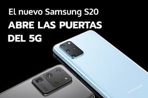 El nuevo S20 de Samsung revoluciona el 5G