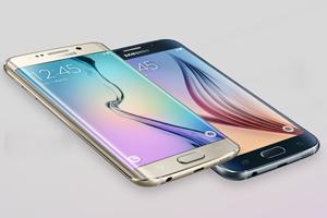 Los modelos de smartphone Samsung Galaxy S6 y Samsung Galaxy S6 Edge