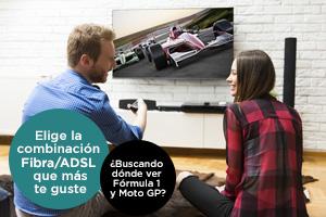 Descubre la selección de ofertas ADSL/Fibra que Multioferta ha preparado para Abril 2017