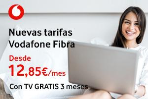 Todos los detalles de la nueva oferta de Vodafone Fibra