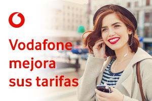 Vodafone mejora sus tarifas para verano. ¡Descúbrelo!