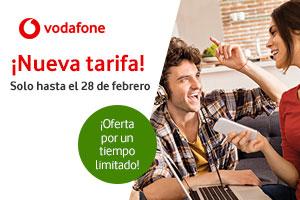 Descubre Vodafone One Light la nueva oferta fibra + móvil Low Cost por tiempo limitado