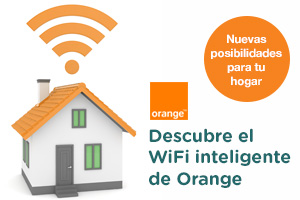 Descubre el WiFi inteligente de Orange