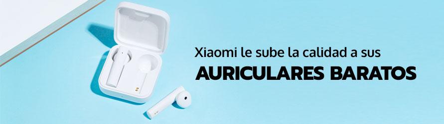 Los nuevos auriculares de Xiaomi True Wireless Earphones 2 Basic